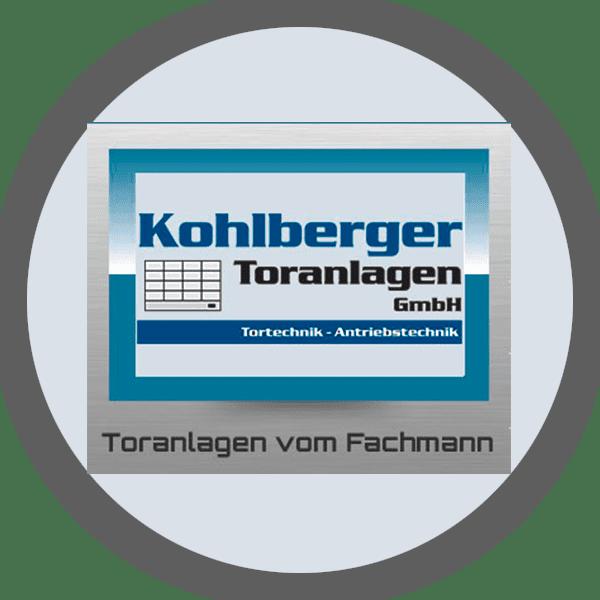 Logo Kohlberger Toranlagen
